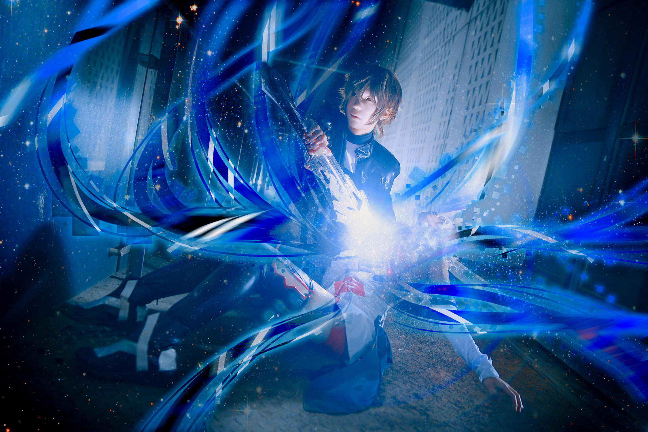 【Cosplay】罪恶王冠 COS