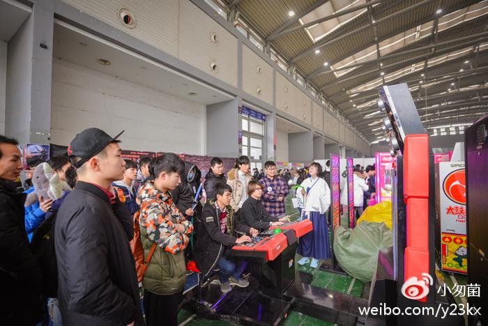 """""""勺子的茶会""""动漫游戏音乐祭 ——带你看不一样的西安漫展!!!-看客路"""