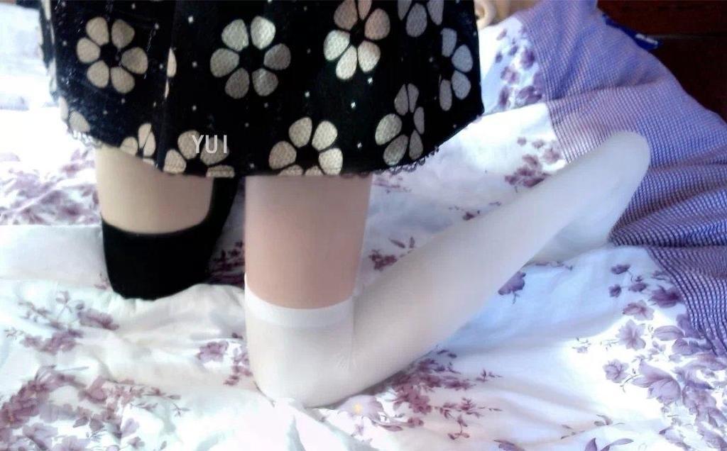 【领域少女】捆绑白丝袜学生图片2019-10-06