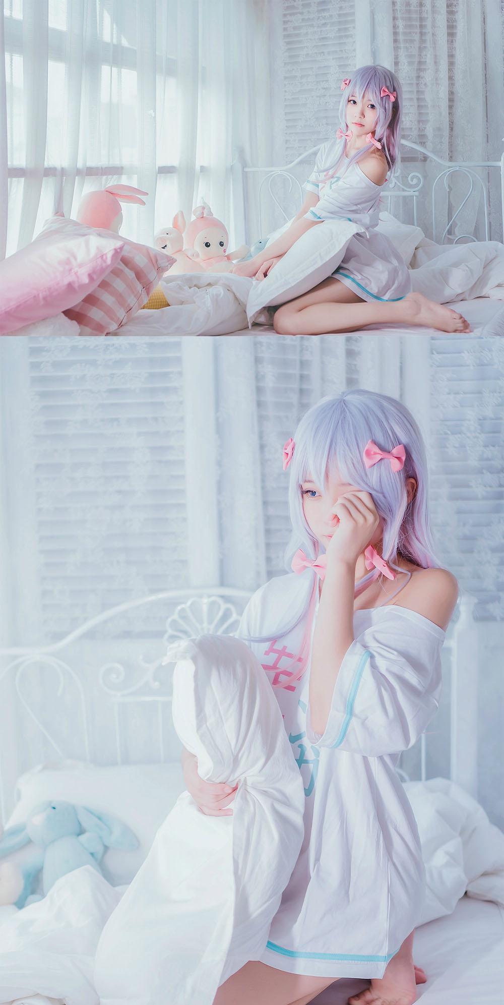 【Cosplay】推特福利cosplay2019-03-18-小柚妹站