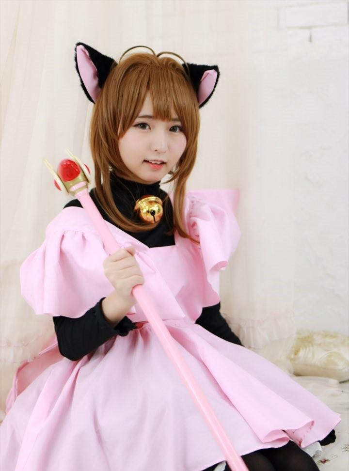 【Cosplay】推特福利cosplay2019-06-14