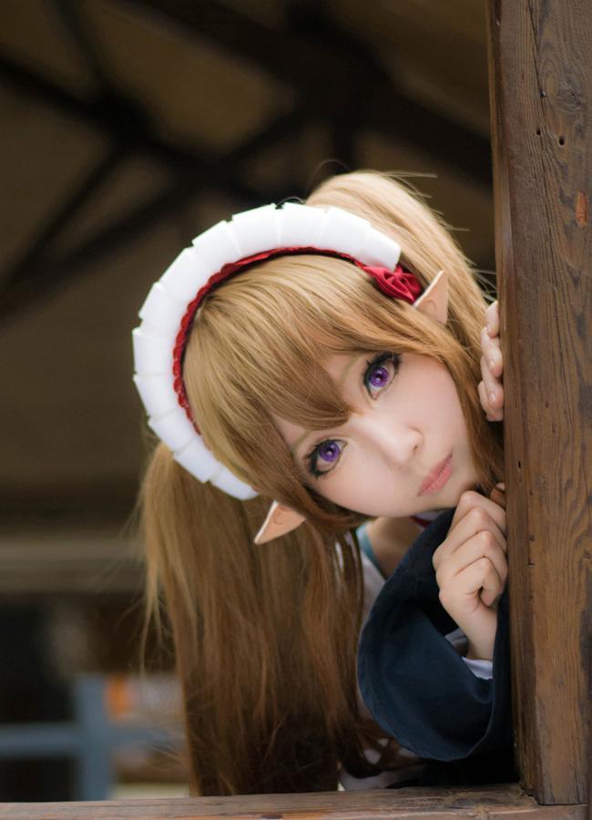 【Cosplay】cosplay福利网站2020-02-17-小柚妹站