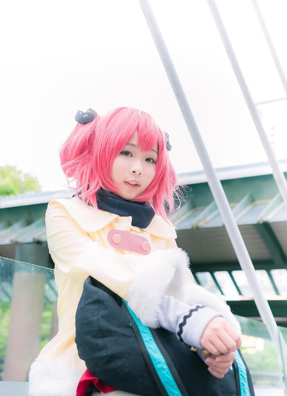 【Cosplay】cosplay图片大全2020-01-20-小柚妹站
