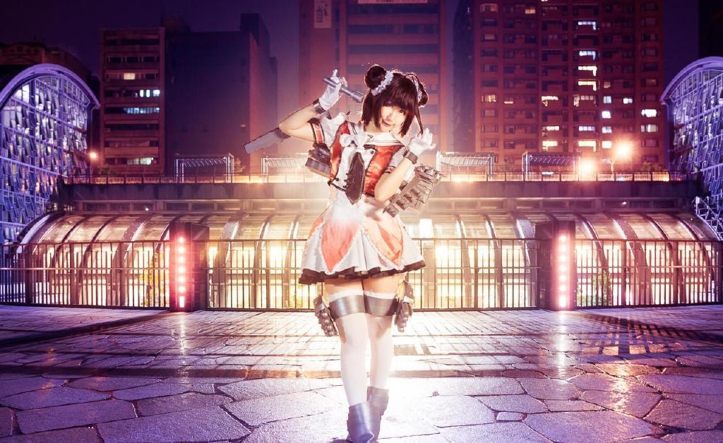 【Cosplay】cosplay图片下载2018-12-29-小柚妹站