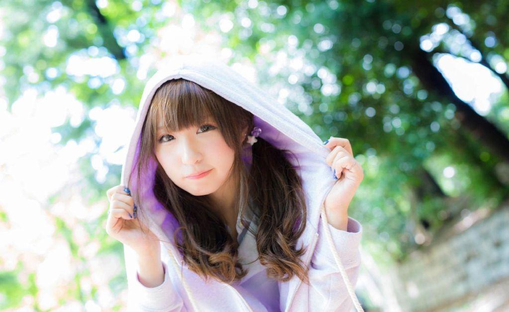 【女神】日系女神福利套图2019-05-01