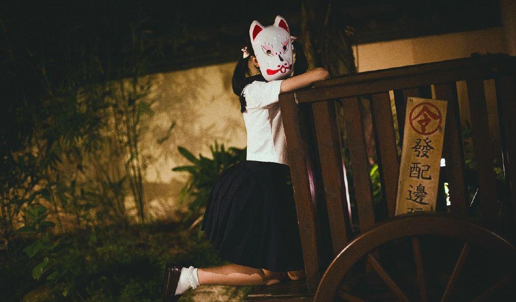 【女神】日系小清新2019-01-11-小柚妹站