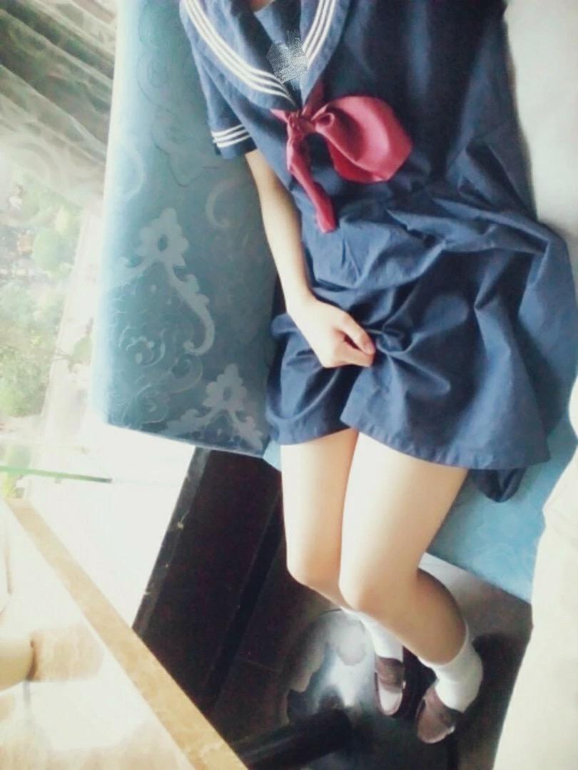【领域少女】儿童黑丝袜图片2019-09-19
