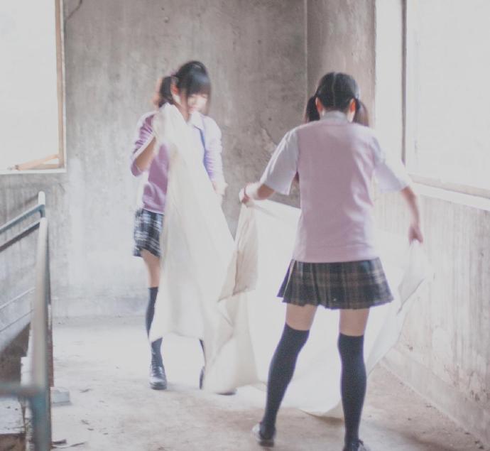 【领域少女】白丝福利穹妹本子2018-08-02-小柚妹站