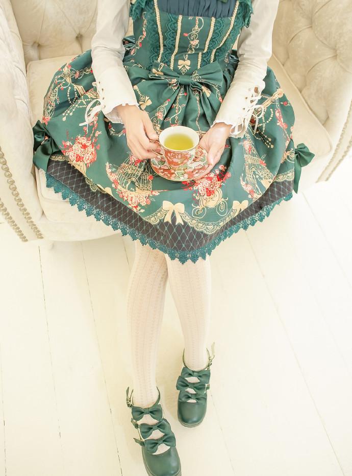 [ElyE子]Afternoon Tea Tsuno Syoujo(107P)