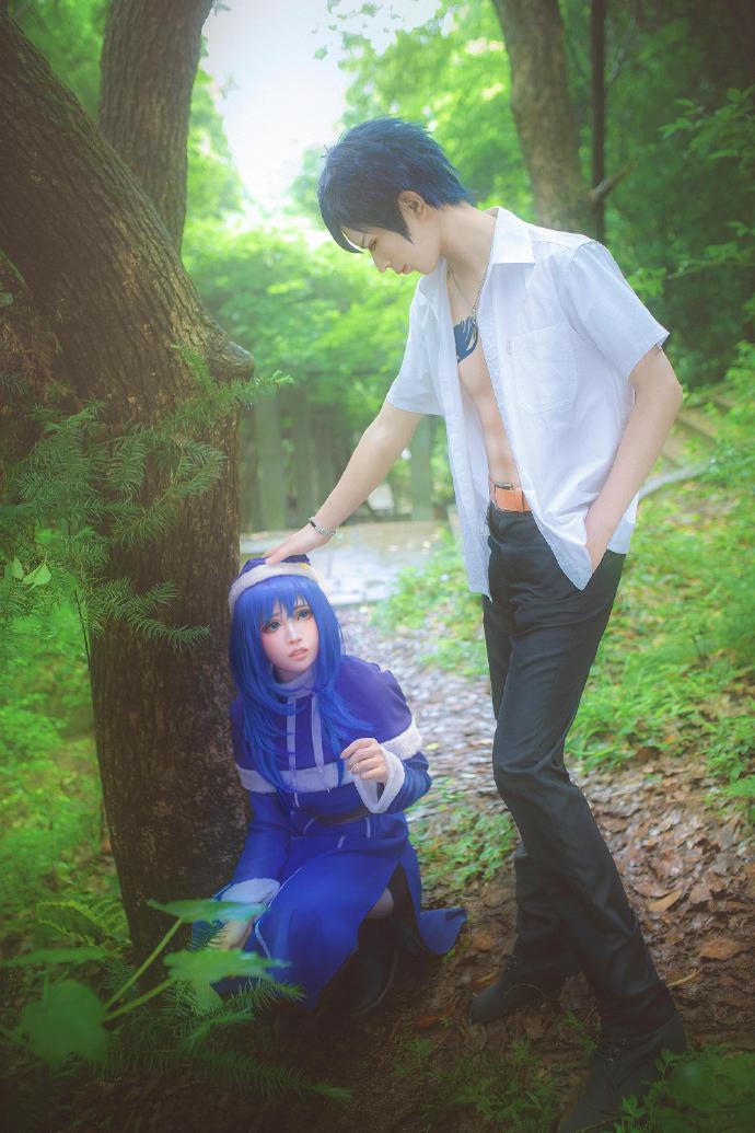 【Cosplay】妖精的尾巴 – 格雷-小柚妹站