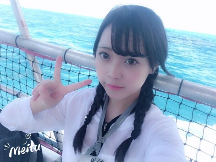 2月最可爱新人!白瀬ななみ(白濑七海)从女粉变小优!