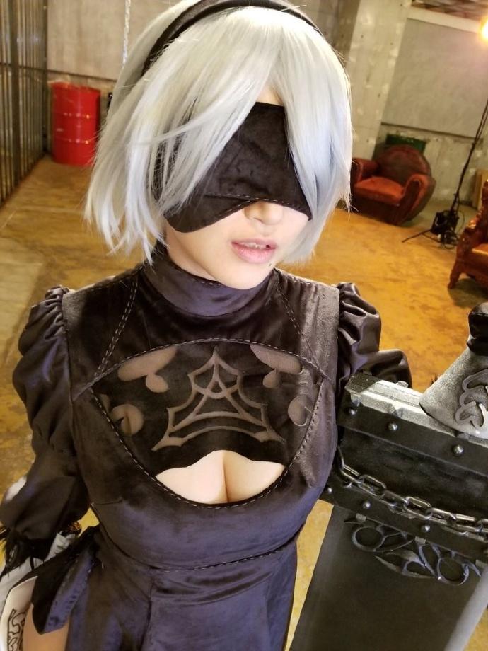 TMA打造《未来光&绊爱&辉夜月AV版》!女优化身虚拟YouTuber啪起来!